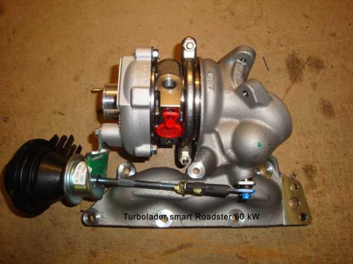Turbolader smart