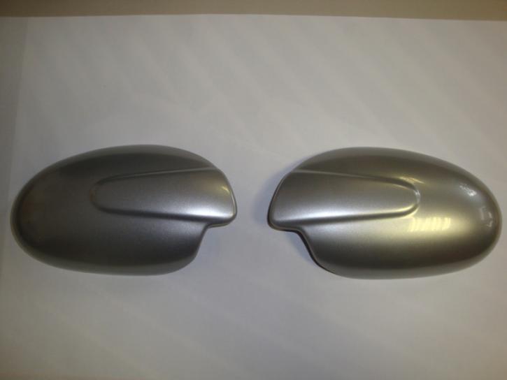 Spiegelkappen Typ3 silber