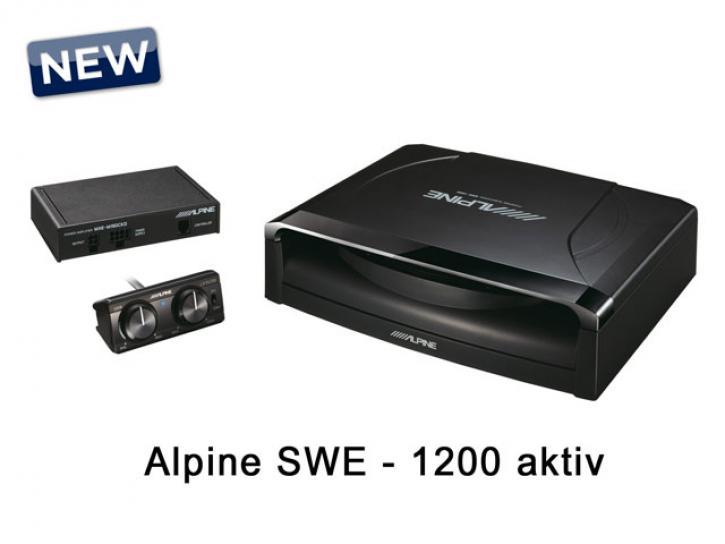 ALPINE SWE 1200 AKTIV SUB