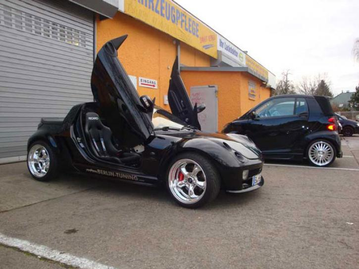SMART ROADSTER Exclusive 120 PS
