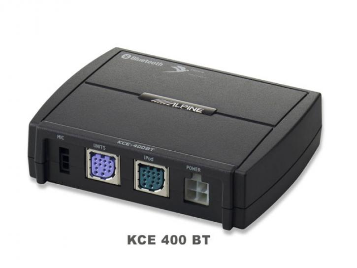 ALPINE KCE 400 BT