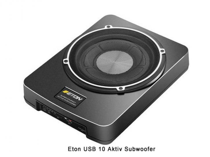 ETON USB 10 AKTIV SUBWOOFER