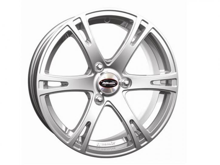 WINTERRÄDER SMARTIE Roadster silver