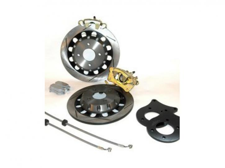 BRAKE KIT REAR smart Roadster  288mmm
