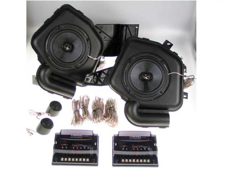 Sound-System Front smart 450 Typ 2