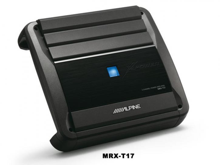 ALPINE MRX-T17