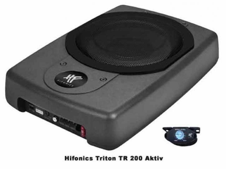 HIFONICS TRITON TR 200 Aktiv