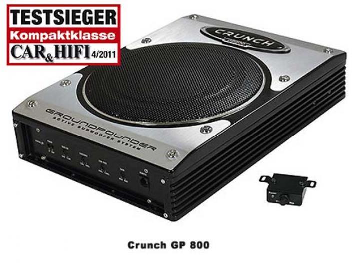 CRUNCH GP 800