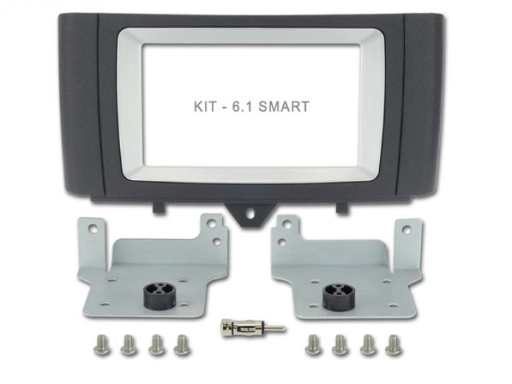 2-DIN KIT 451 Facelift Alpine