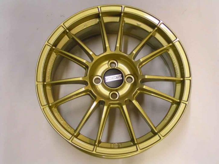 ALU-FELGEN 9RR Superlight Gold smart 453
