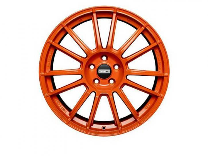 ALU-FELGEN 9RR Superlight Orange smart 453