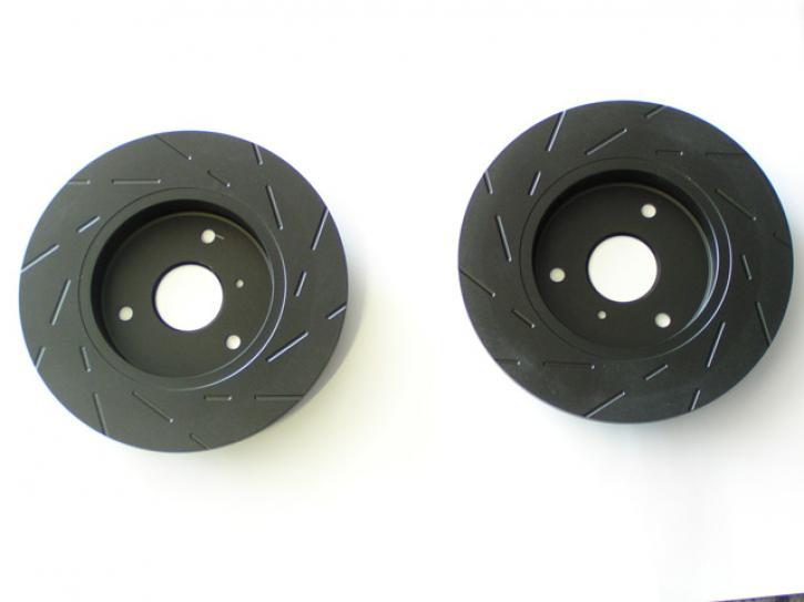 SPORT-BREMSSCHEIBEN  BLACK DASH smart 451