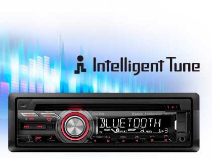 CLARION CZ315E Bluetooth