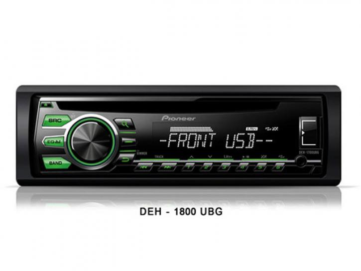 PIONEER DEH 1800 UBG