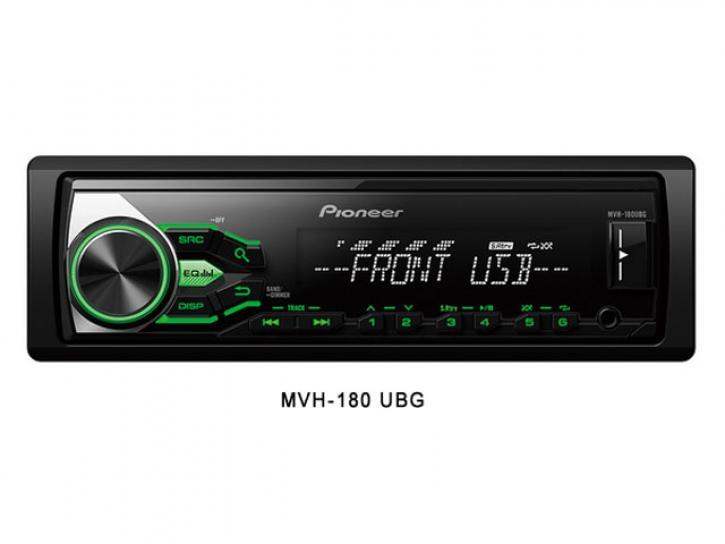 PIONEER MVH-180 UBG