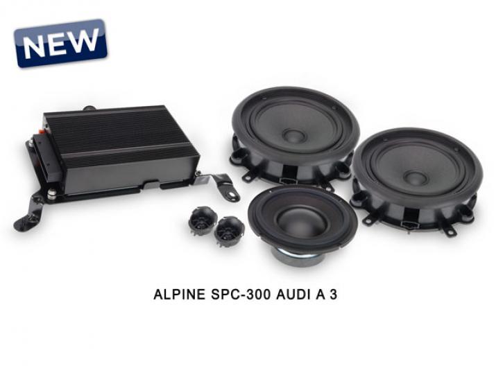 ALPINE SPC-300 Audi A3