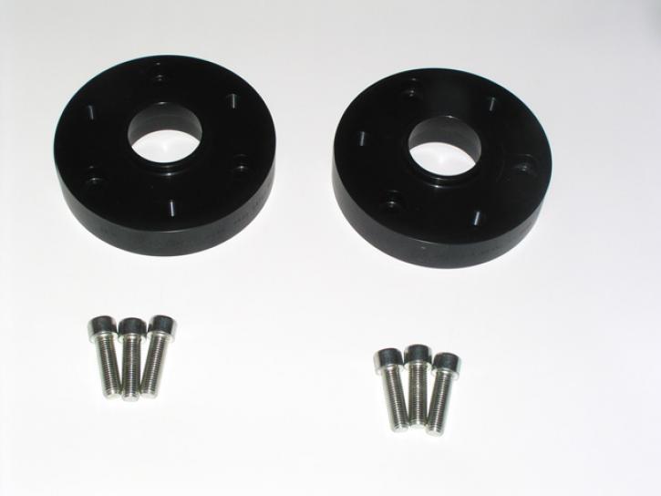 Spurverbreiterung 20mm black
