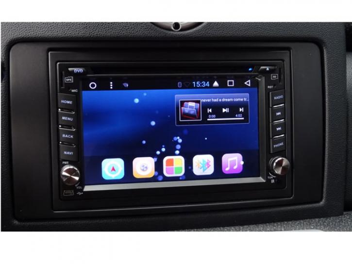 MULTIMEDIA SYSTEM Android 6.01 DVD 451