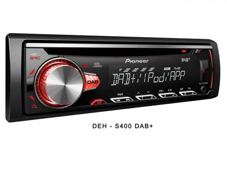 PIONEER DEH S400 DAB+