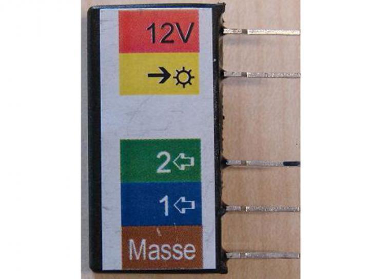 Tagfahrlichtmodul ab 2003 smart 450