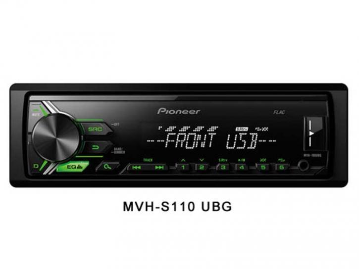PIONEER MVH-S110 UBG