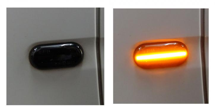 SEITENBLINKER LED black 2 smart 453