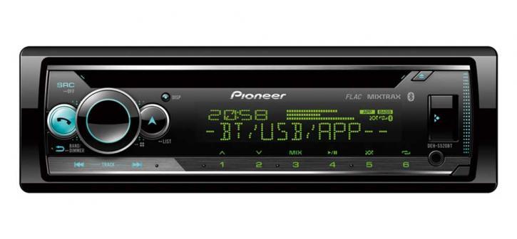 PIONEER DEH-S520 BT