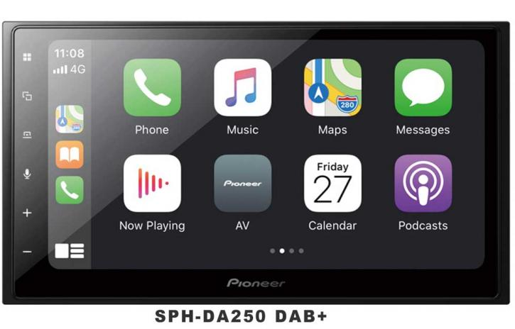 PIONEER SPH-DA250 DAB