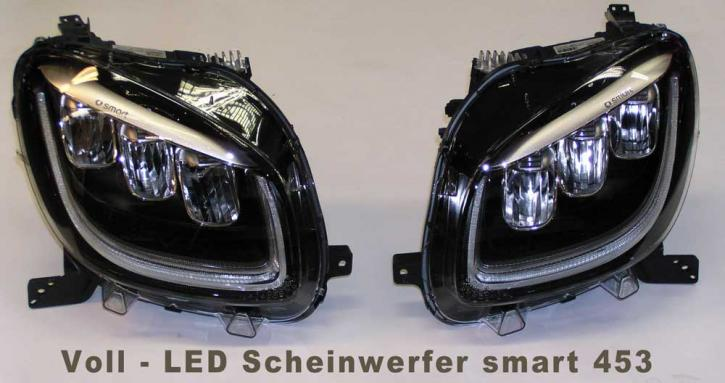 LED SCHEINWERFER smart 453