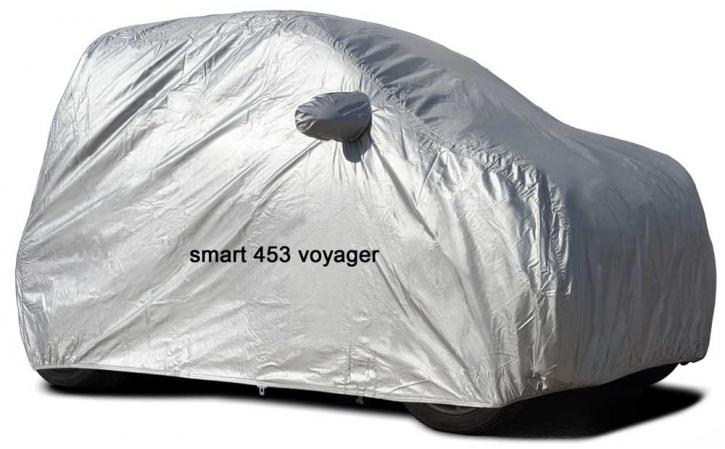 CAR COVER smart  453 voyager