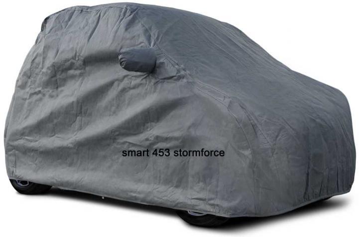CAR COVER smart  453 stormforce