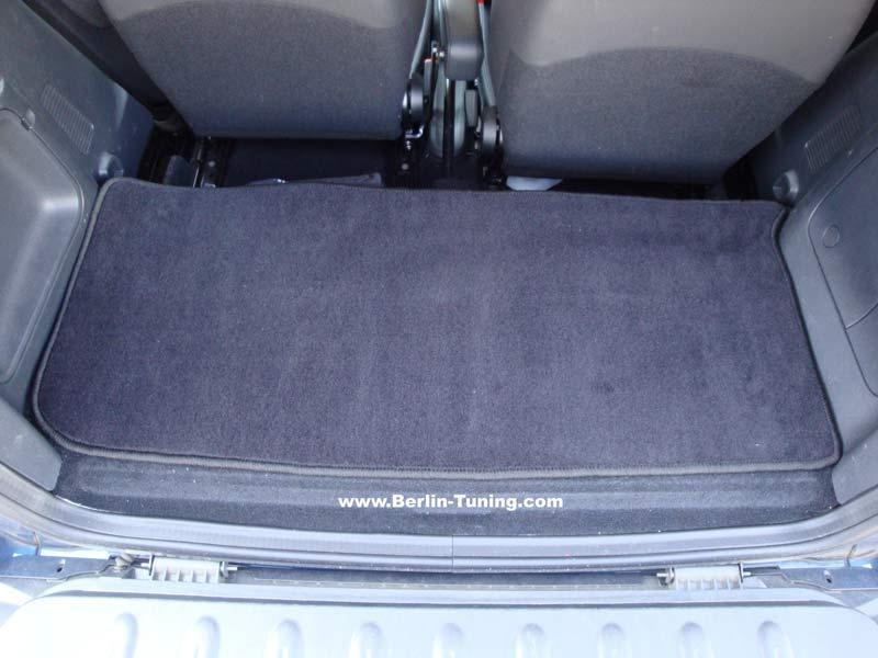 velourteppich kofferraum smart 451 44031. Black Bedroom Furniture Sets. Home Design Ideas