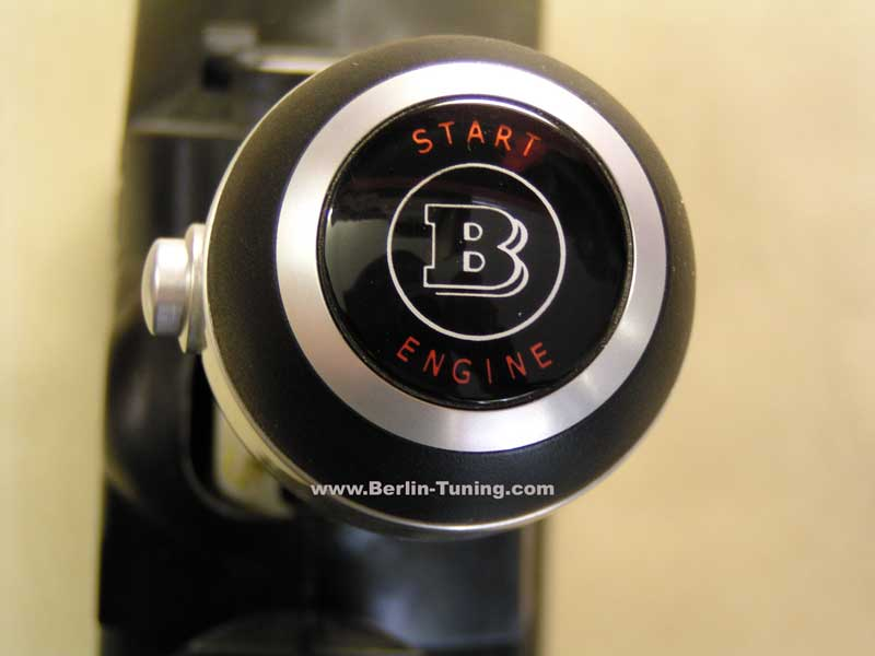 brabus sedrive unit mit startknopf 44109. Black Bedroom Furniture Sets. Home Design Ideas