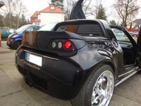 Heckspoiler smart Roadster Typ 4