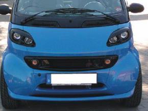 Doppelscheinwerfer -smart Coupe 450