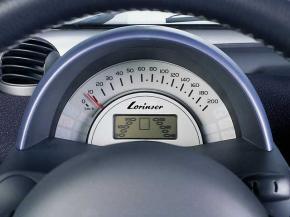 FOLIENSET Tacho Uhr/DZM Lorinser Benzin