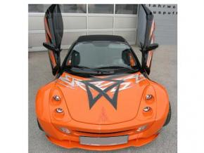 Frontdiffusor Roadster