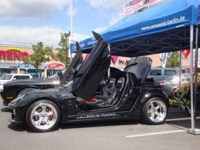 Aluminiumfelgen Roadster König 17 Zoll