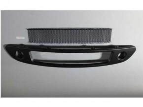 Frontgrill RS 2 Cabrio / schwarz matt