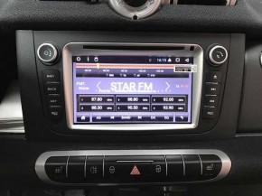 MULTIMEDIA SYSTEM  smart 451 Facelift