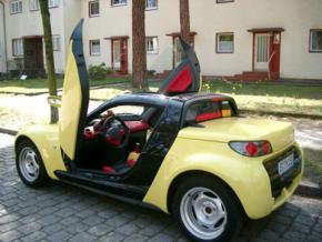Lambo Style Doors smart Roadster Typ 1