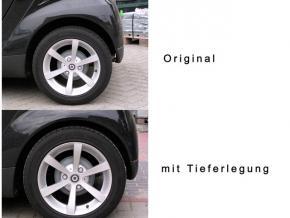 TIEFERLEGUNG H+R smart 451