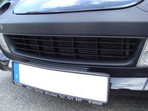 Aluminium Frontgrill Roadster black