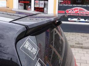 DACHSPOILER Race schwarz smart 451 Coupe