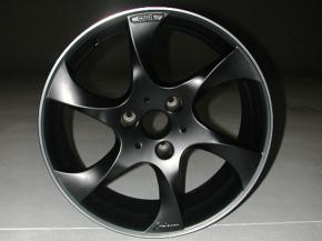 Aluminiumfelgen 17 Zoll Speedy black 451