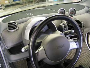 DASHBOARD SMART FORTWO bis 03/2007 grau