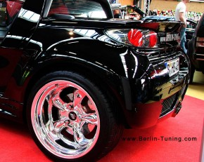 Brabus Heckspoiler Roadster