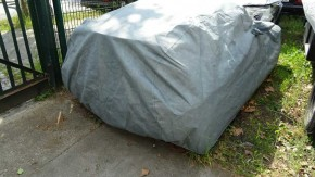 Car cover smart Roadster Stormforce