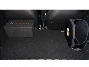 SOUNDPAKET  DSP + SUBWOOFER