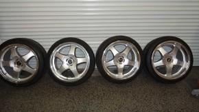 Kompletträder Roadster CS 04  17 Zoll